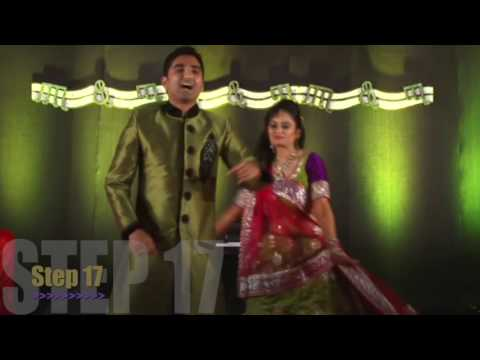 Learn Wedding Couple  Dance In slow Motion On bollywood song sajde mien  yun hi