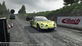 DiRT Rally: Part 1: Alpine Renault on Great Britain