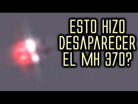 MH 370 Nuevas pruebas. OVNI 2014 cerca del vuelo de Malaysia Airlines