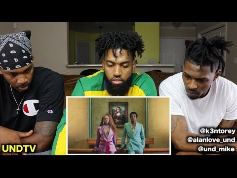 Beyonce & Jay Z - Apes**t (The Carters) [REACTION]