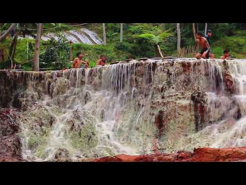Foto wisata bandung pemandian air panas