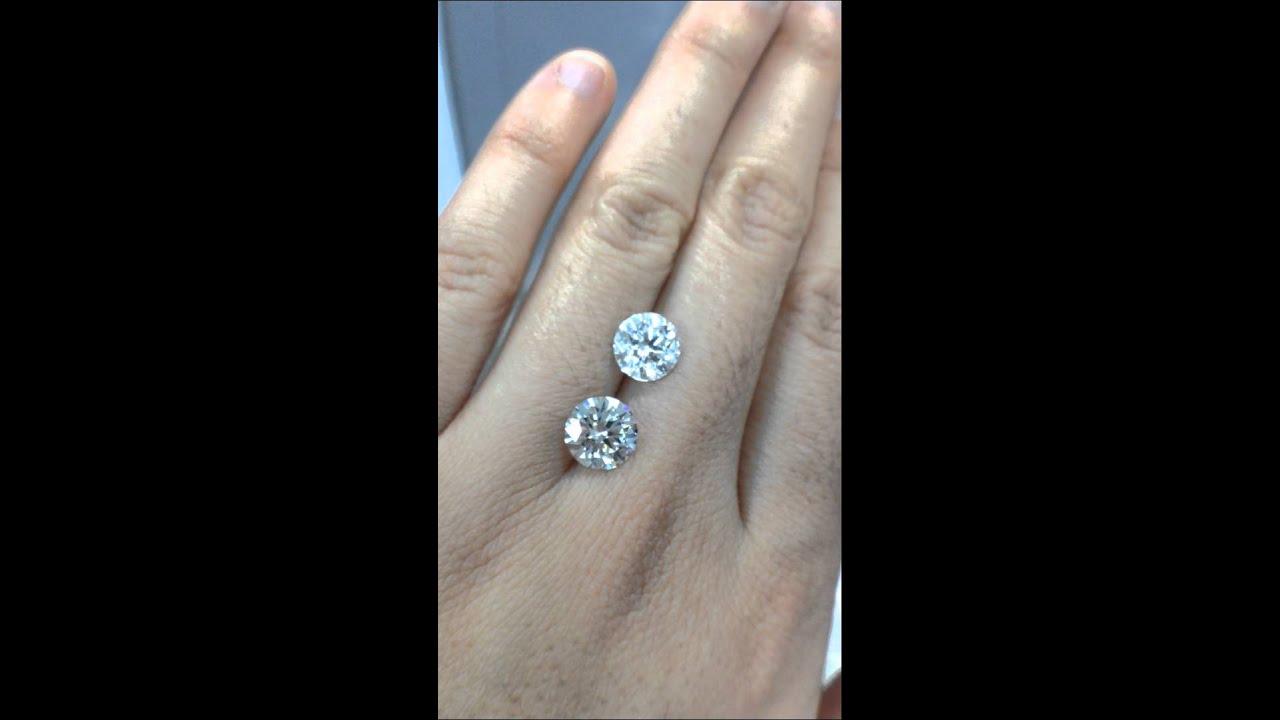 D Vs Diamond Ring