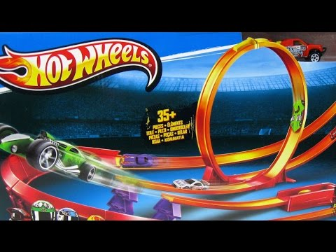 Hot Wheels Super Track Pack Construye tu Pista