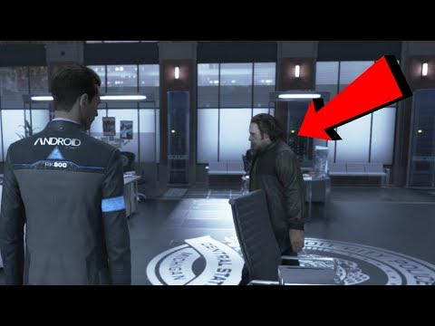 5 Tiny Details You Probably Didn't Notice In Detroit: Become Human