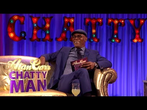 Samuel L. Jackson IS Alan Carr - Alan Carr: Chatty Man