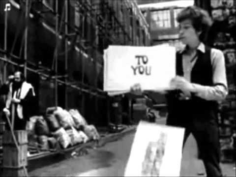 Bob Dylan sings happy birthday - YouTube