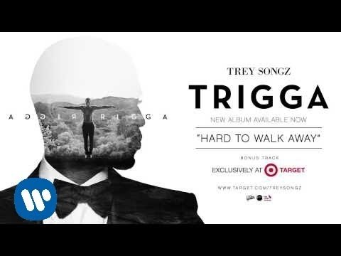 Trey Songz - Hard To Walk Away [Official Audio] TARGET Bonus Track