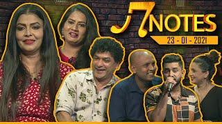 7 NOTES   Siyatha TV   23 - 01 - 2021