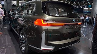 2018 BMW X7 - Seven Seats Bigger Is Better Amazing