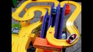 Track Set Playset, Track Racer Racing Car Toy  Kids' Toys