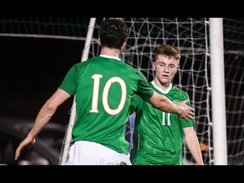 HIGHLIGHTS | #IRLU21 1-0 Ireland Amateurs