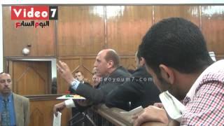 بالفيديو..مجلس الدولة يؤجل حل حزب