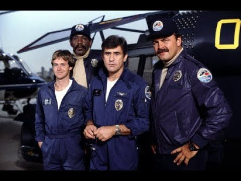 Blue Thunder - 1983 TV Serie intro