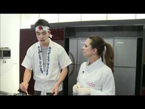 Vida Melhor - Culinária: Shimeji na chapa (Sushiman Anderson Shiroto)