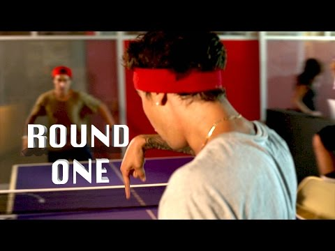 Which Twin is the Mistake - Table Tennis Challenge - Round One