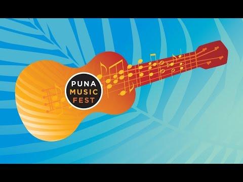 Puna Music Festival 2015 New