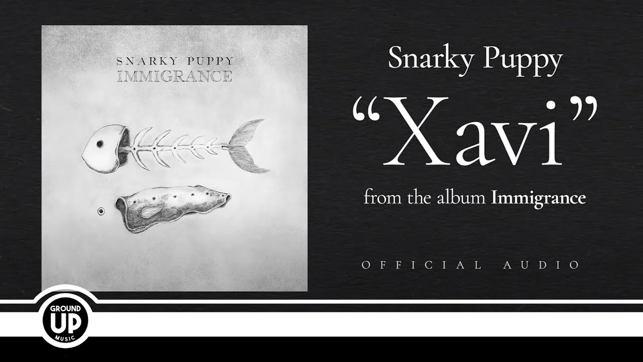 "Snarky Puppy - 新譜「Immigrance」2019年3月15日発売予定 ""Xavi""の試聴音源を公開 thm Music info Clip"