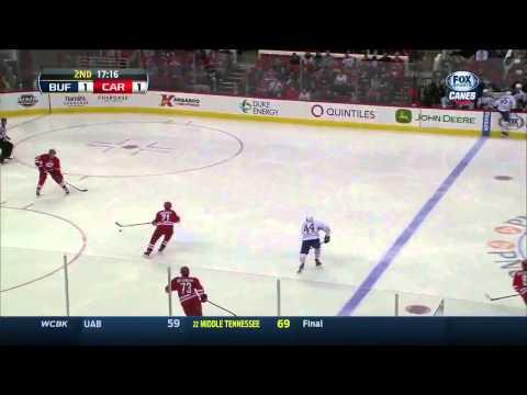 Buffalo Sabres vs Carolina Hurricanes 13.03.2014