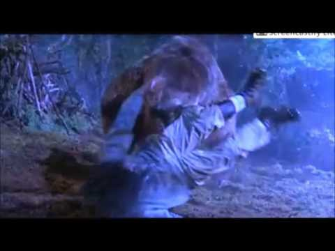 """The Edge"" Movie Clip: The Bear Kills Stephen"