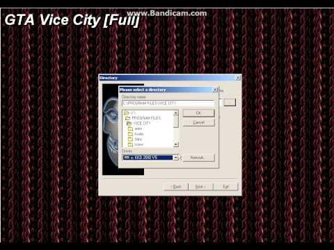 สอนดาวโหลด/ติดตั้ง  Gta vice city