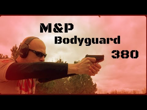 Smith & Wesson M&P BODYGUARD 380 ACP Handgun Review (HD)