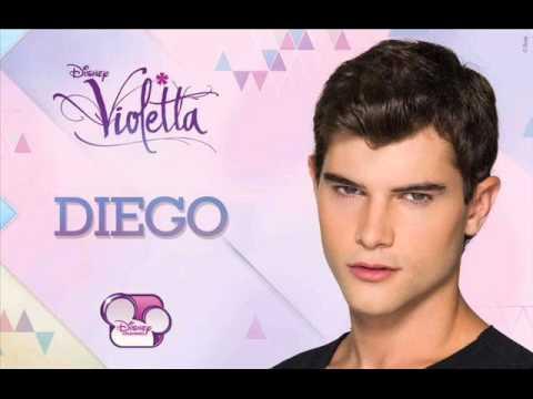 Violetta 2-Yo soy asi diego