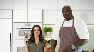 COOKING WITH SHAQ | Get Certified by Shaq