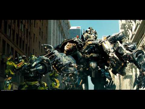 Transformers 1: Ending Scene Optimus Prime Vs Megatron
