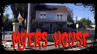 Michael Myers House Halloween Movie Filming Location