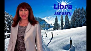 Libra January Astrology Right Place, Right Time RUN WITH IT!