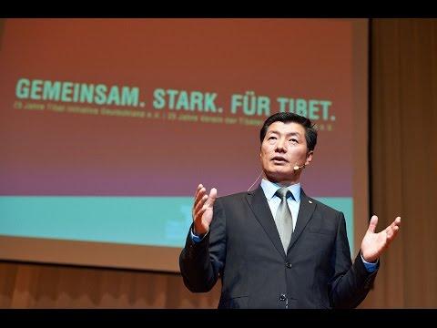 Sikyong Dr. Lobsang Sangay - Der politische Einsatz für Tibet