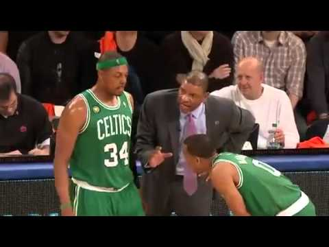 Boston Celtics Vs New York Knicks - NBA Playoffs 2013 Game 1  - Full Highlights 4/20/13