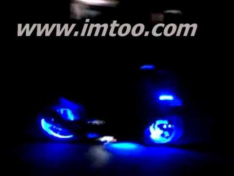 Skydrive Suzuki Setup Suzuki Skydrive Led Rim Lights