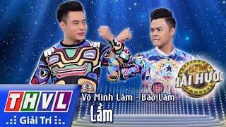 THVL l Cặp đôi hài hước - Tập 7 [4]: Lầm - Võ Minh Lâm, Bảo Lâm