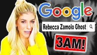 Googling Myself At 3AM! (Net Worth,  Leaked Phone Number, Surgery) *EMOTIONAL*