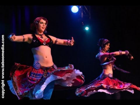 Rachel Brice & Mardi Love Perform at The MASSIVE Spectacular...