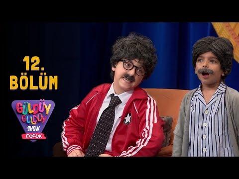 Güldüy Güldüy Show Çocuk 12. Bölüm Tek Parça Full HD (7 Ekim Cuma)