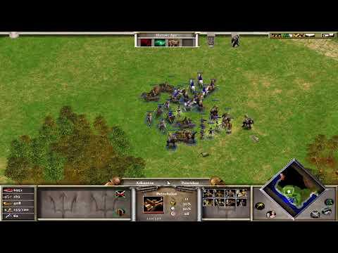 Lets play : Age Of Mythology Ch.3