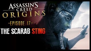 Assassins Creed Origins Walkthrough Part 17 The Scarab's Sting