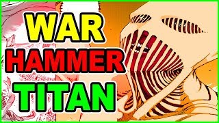 The War Hammer Titan Revealed!! Attack on Titan Chapter 101 Review Shingeki no Kyojin ?????