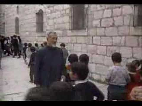 JERUSALEM--ARMENIAN QUARTER  NATIONAL GEOGRAPHIC 4 Of 4 Christopher Plummer Narrates
