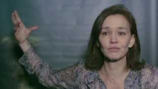 Júlia Lemmertz diz que é o filme mais sensível que já viu