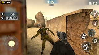 Rules Of World War Hero (by Tag Action Games) Android Gameplay [HD]