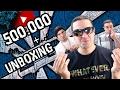 500.000 + ΓΑΜΑΤΟ UNBOXING!