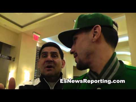 danny garcia vs lucas matthysse sept 7 in DC - EsNews Boxing