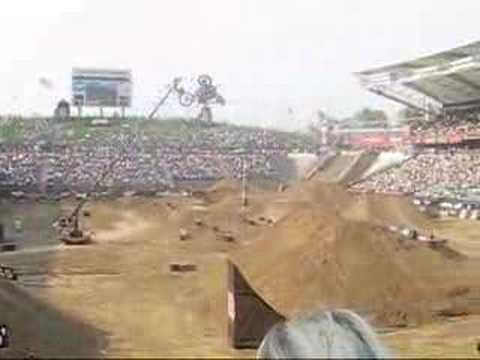 """Jeremy """"Twitch"""" Stenberg at X-Games 13. August 4th, 07 at the Home Depot Center. Both his Qualifiers & his Bronze Medal run. Category: Sports"""