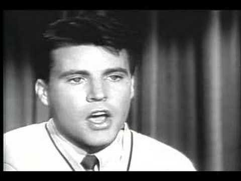 Ricky Nelson Sings Dinah Lee Youtube