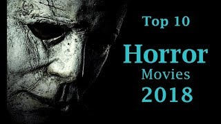 Top 10 Best HORROR Movies of 2018 I AndivVisits I