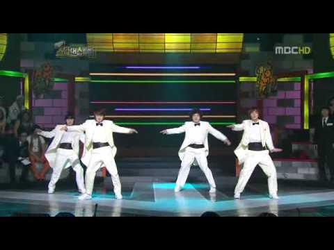 Super Junior In Dance Battle video