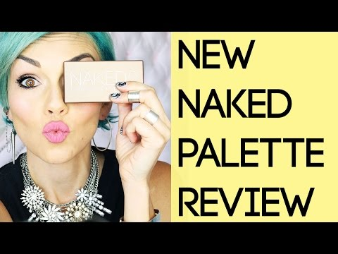 Awesome or Awful: NEW NAKED PALETTE REVIEW